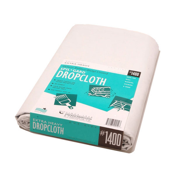 Chicago Dropcloth Dropcloth 1400 12x15 heavy butyl at Sears.com