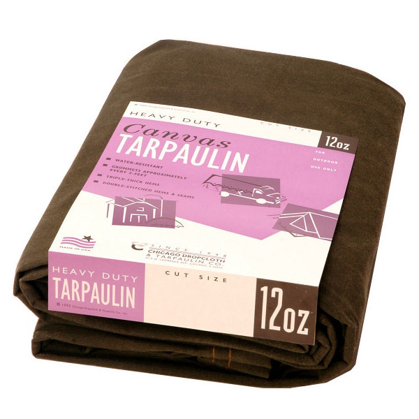 Chicago Tarpaulin Tarpaulin 5x7 canvas 12oz at Sears.com