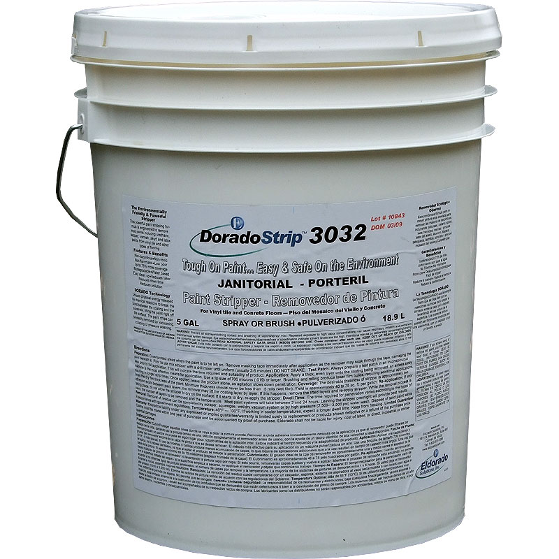 DoradoStrip 3032 Janitorial Paint Remover 5 gallon