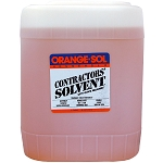 De-Solv-It CONTRACTORS Solvent 5-gallon